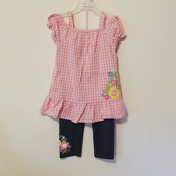 Healthtex 2 Piece Outfit